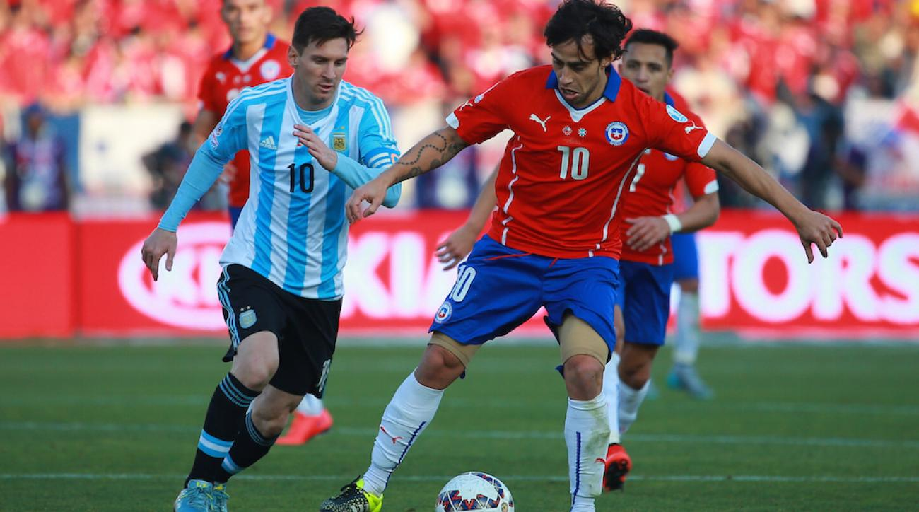Watch Argentina Vs Chile Copa America Live Stream Tv