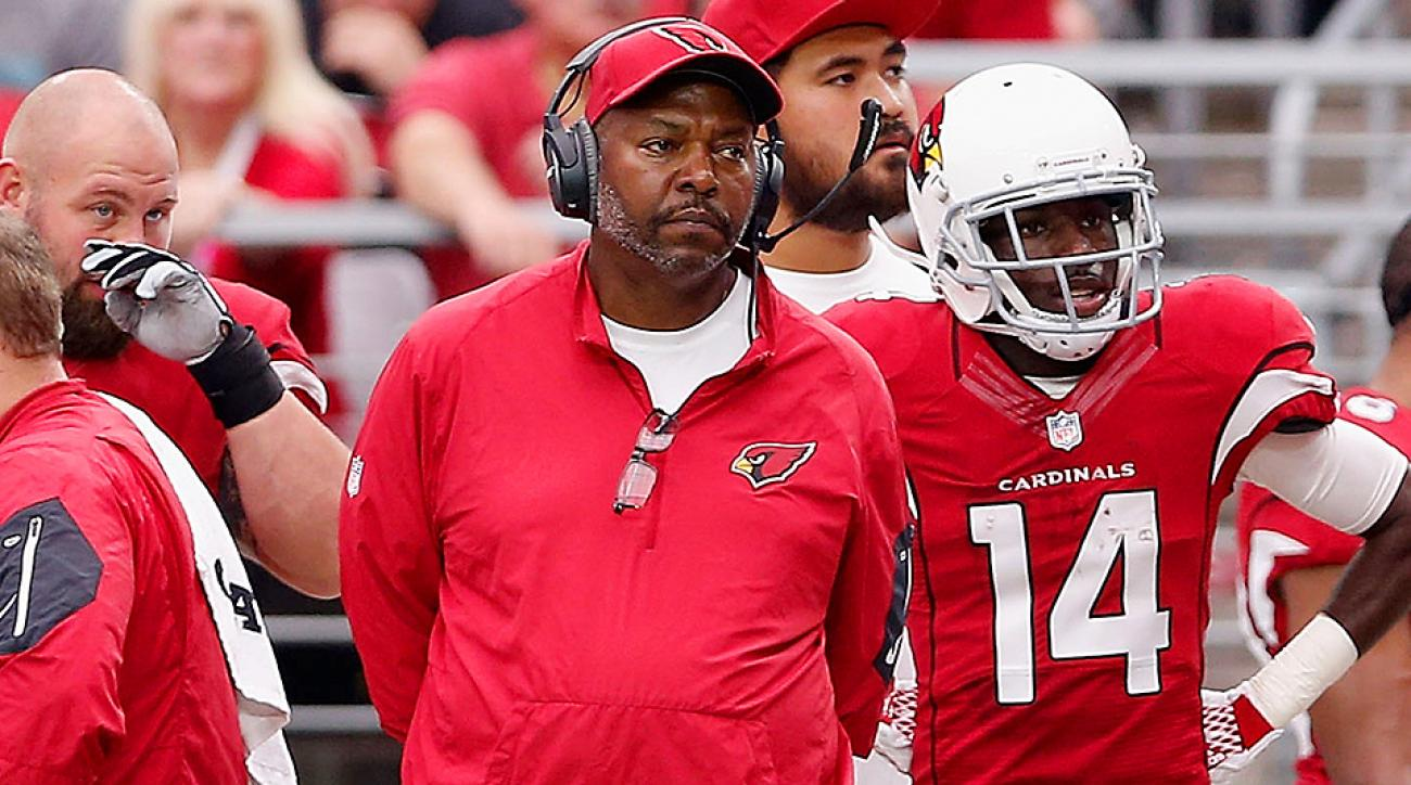 Darryl Drake has done great work as the receivers coach for the Arizona Cardinals.