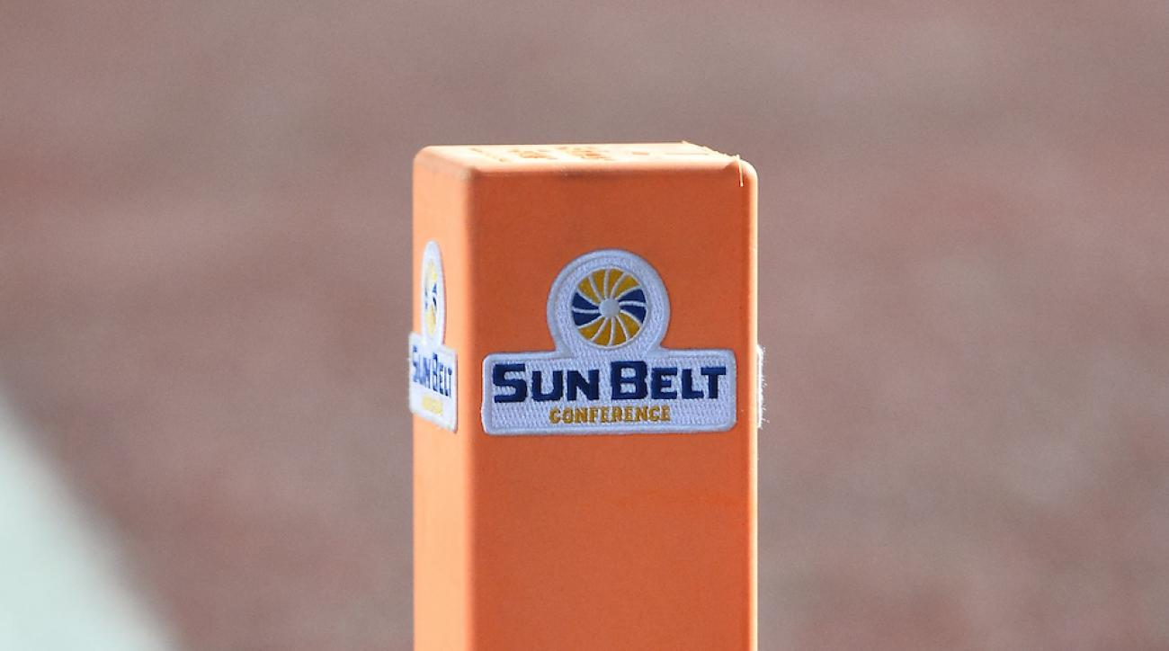sun belt conference championship title game