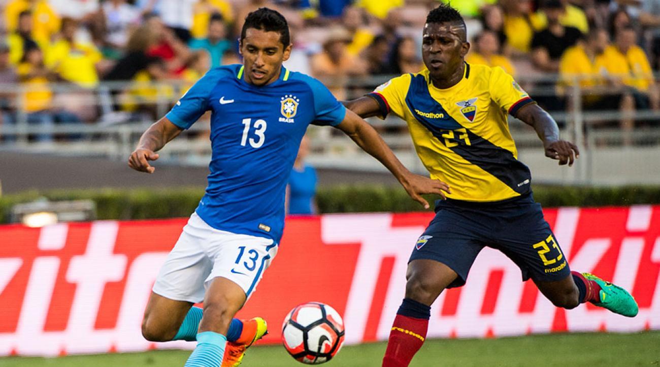 brazil marquinhos copa america centenario live stream watch online haiti