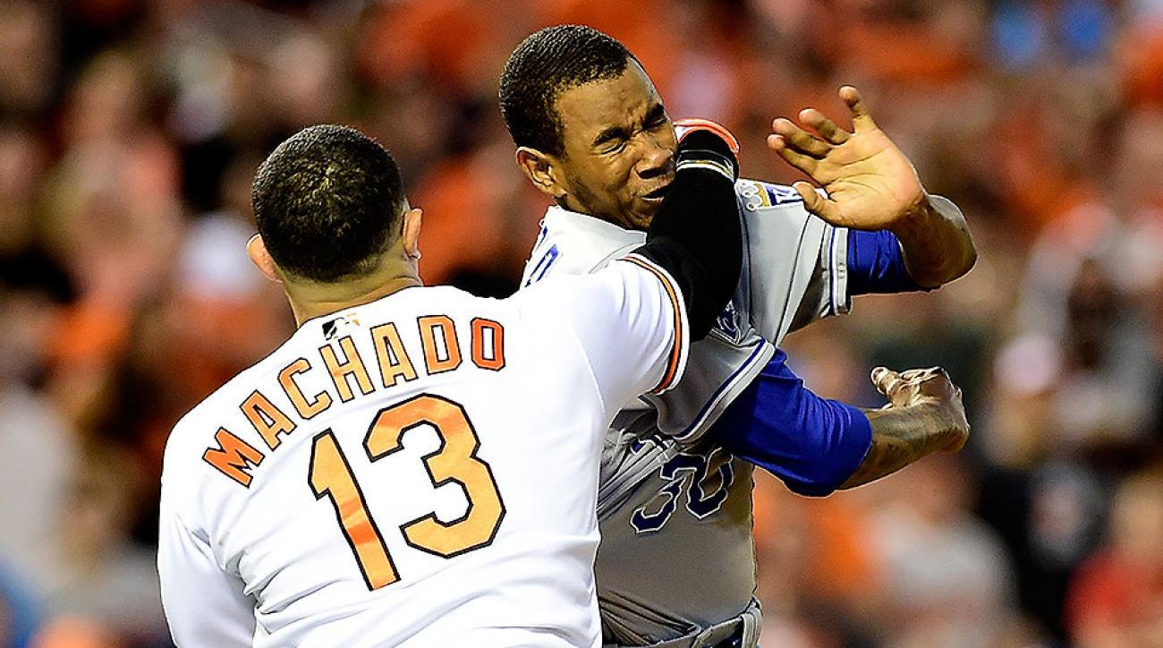 Baltimore Orioles Manny Machado