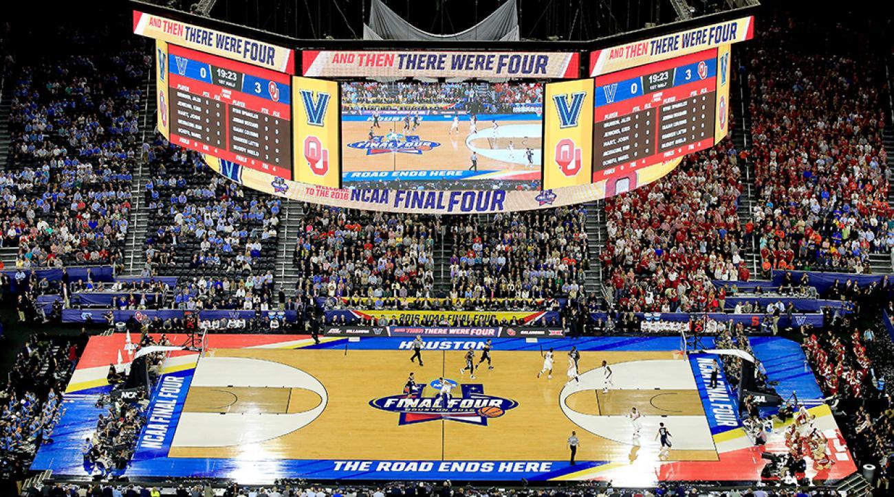 NCAA attendance