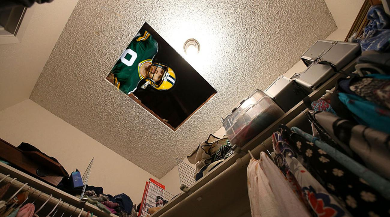 packers tim masthay college live utility closet