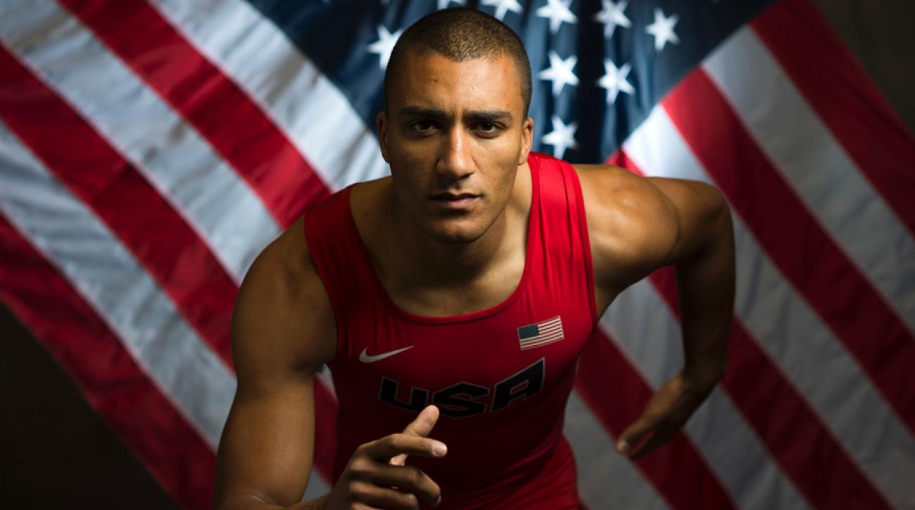 ashton eaton 2016 olympics track and field bio facts