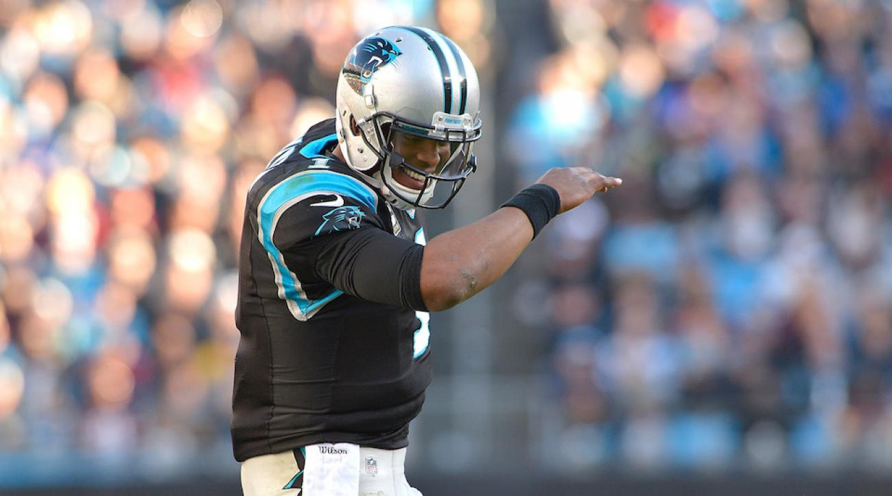 cam newton dab touchdown celebrations