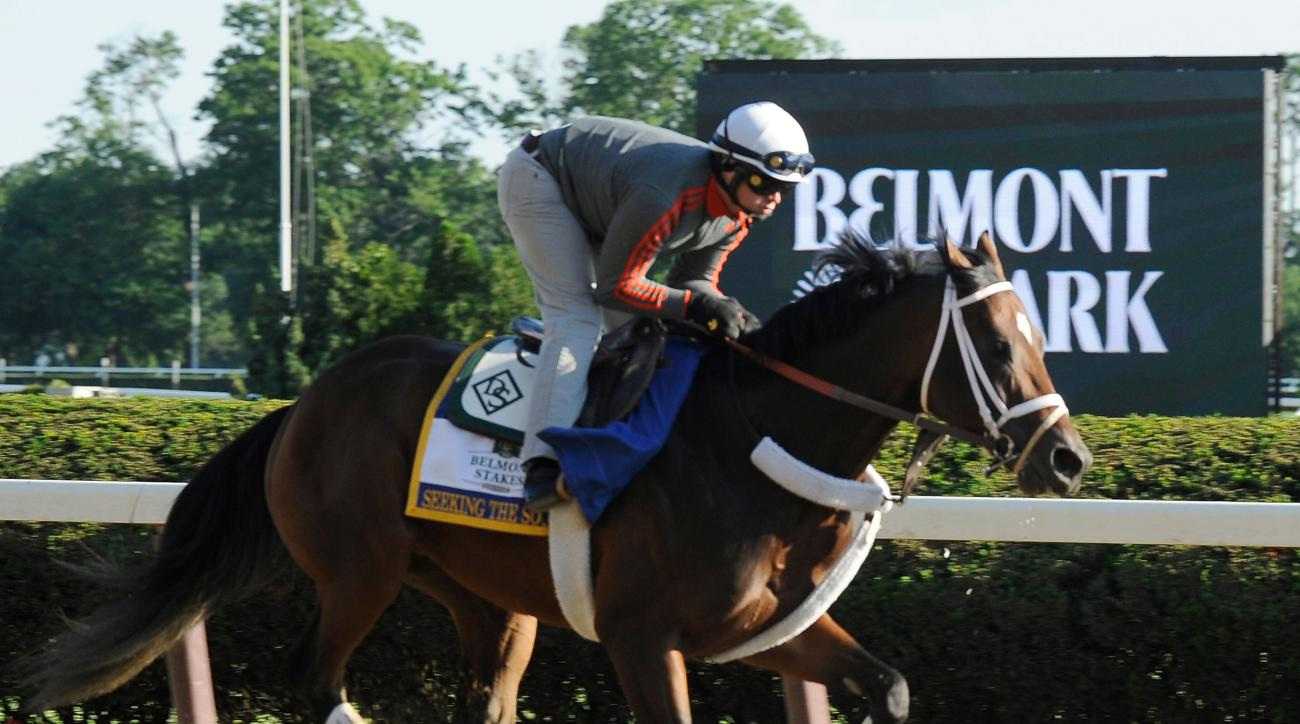 watch belmont stakes live stream
