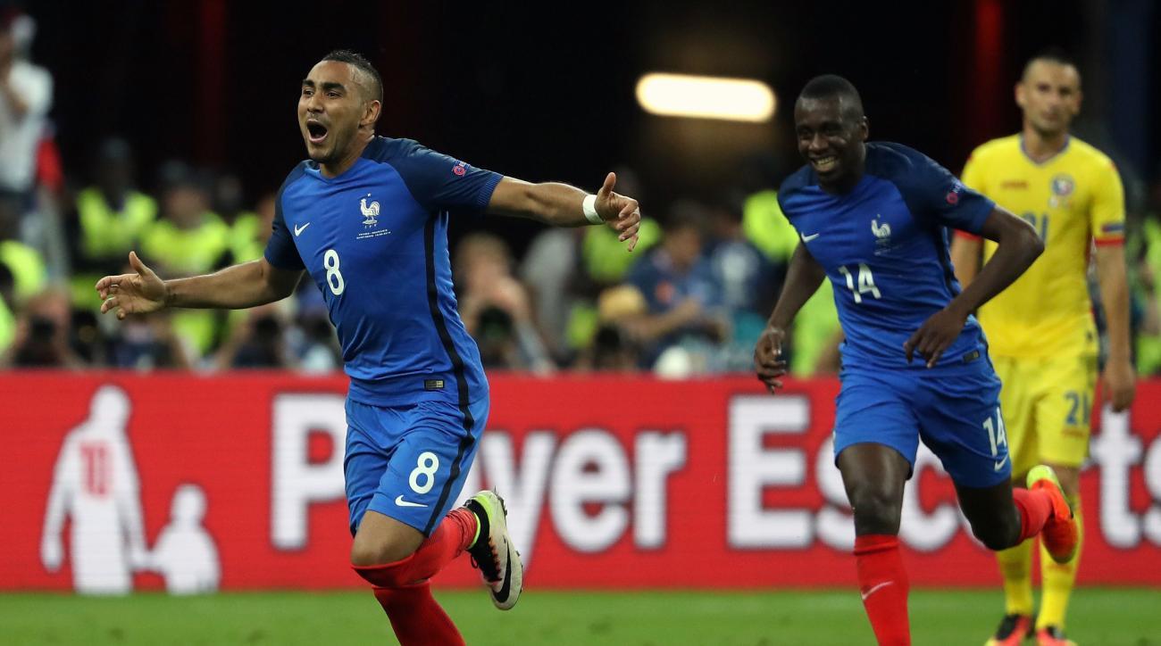 dimitri payet france euro 2016 highlights goal