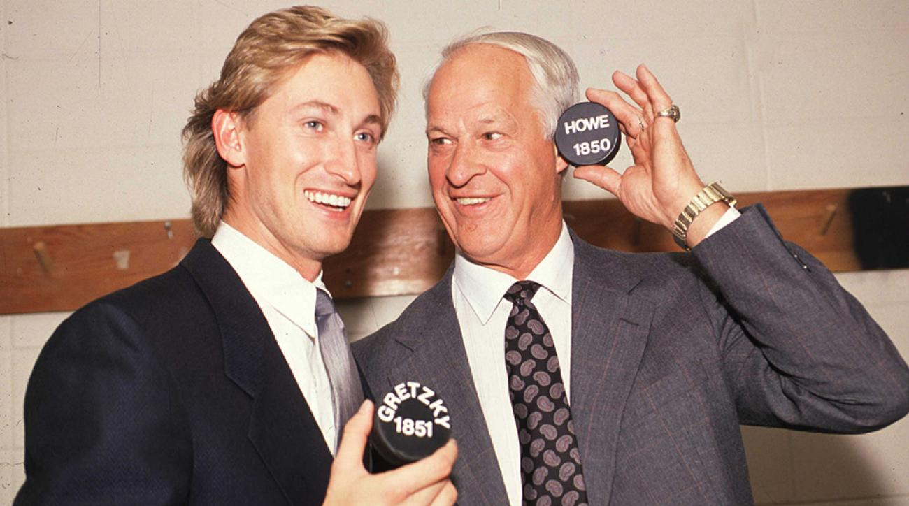 """an analysis of the great wayne gretzky Wayne gretzky, nicknamed """"the great one,"""" is considered by many to be the  greatest hockey player ever he is the leading scorer in nhl history, and is the."""