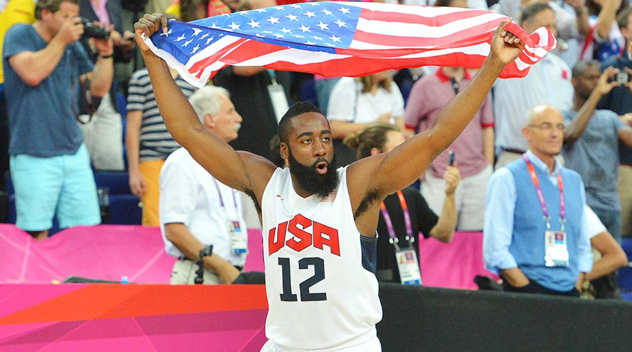 a2aa1e567ef8 James Harden withdraws from Team USA for 2016 Olympics