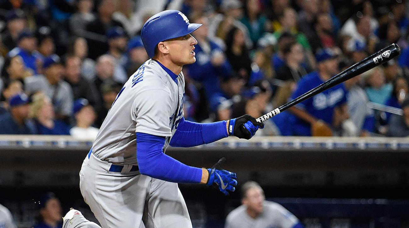 Los Angeles Dodgers Trayce Thompson
