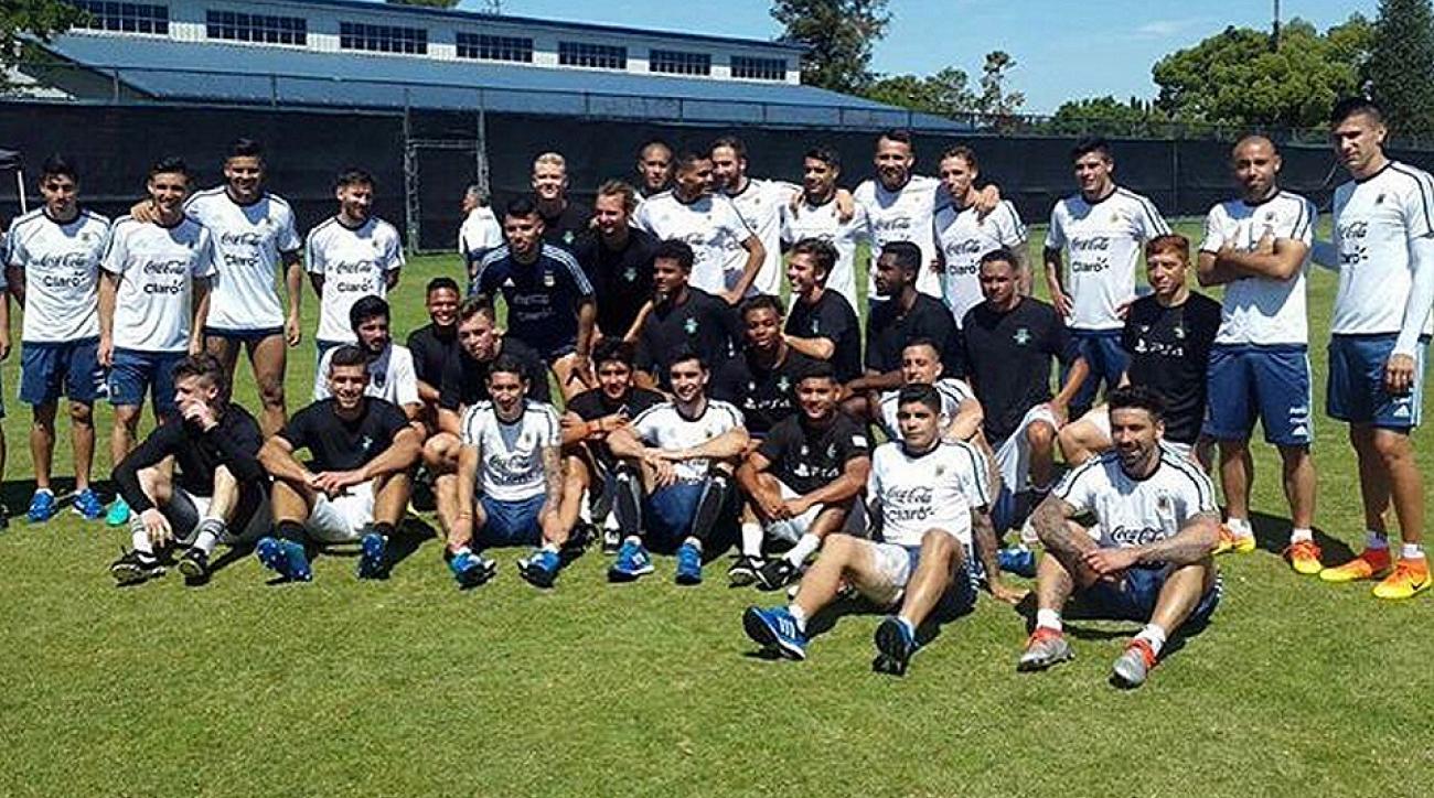 Argentina and PDL side Burlingame FC