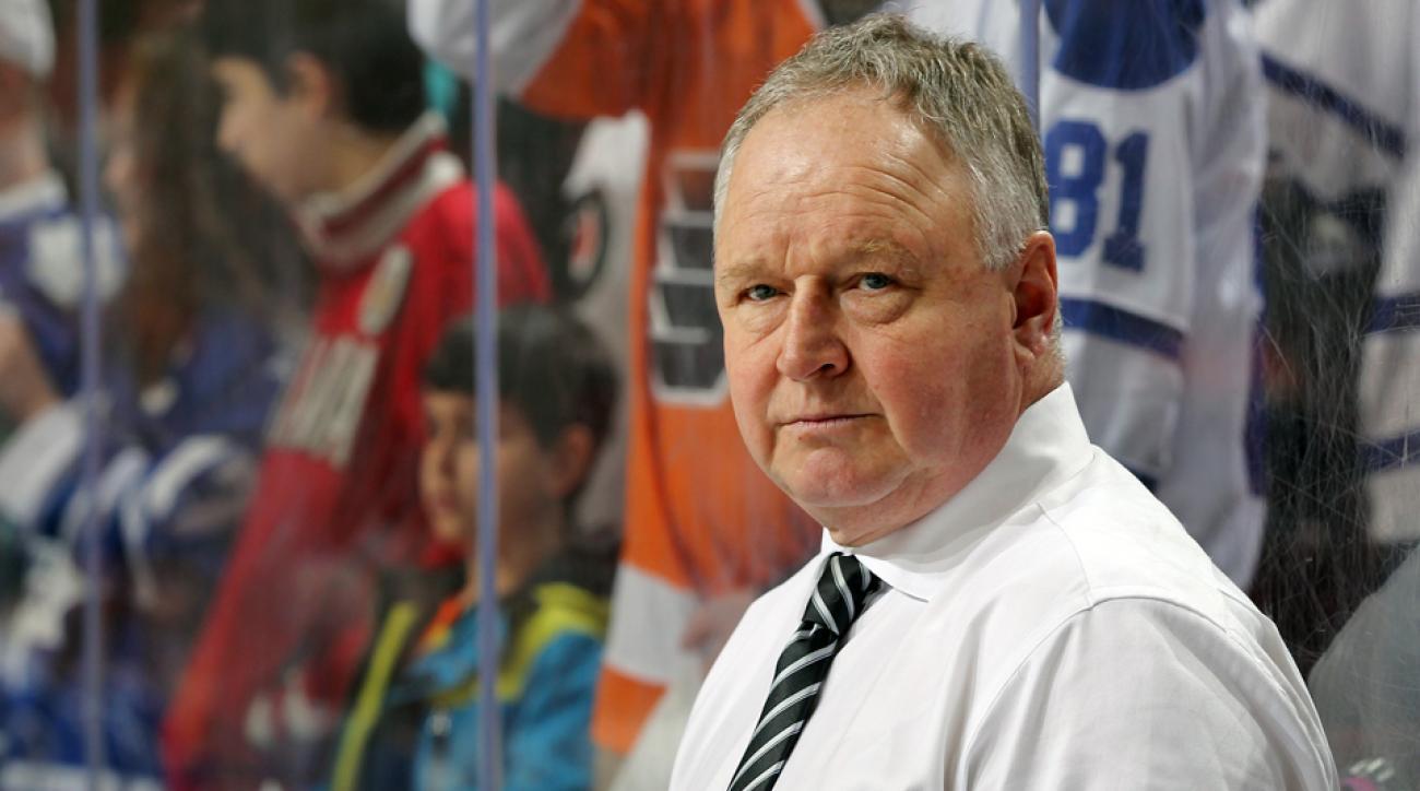 randy carlyle anaheim ducks return head coach