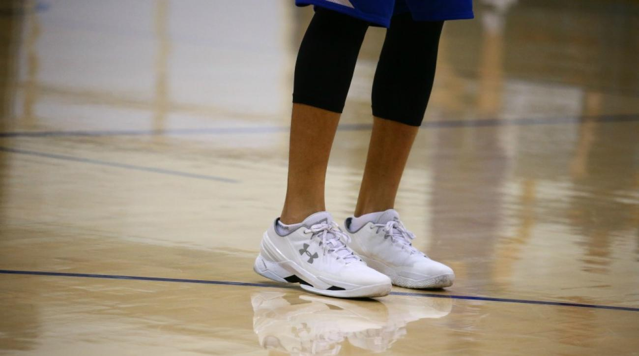 WWE latest to mock the Stephen Curry 2 lows