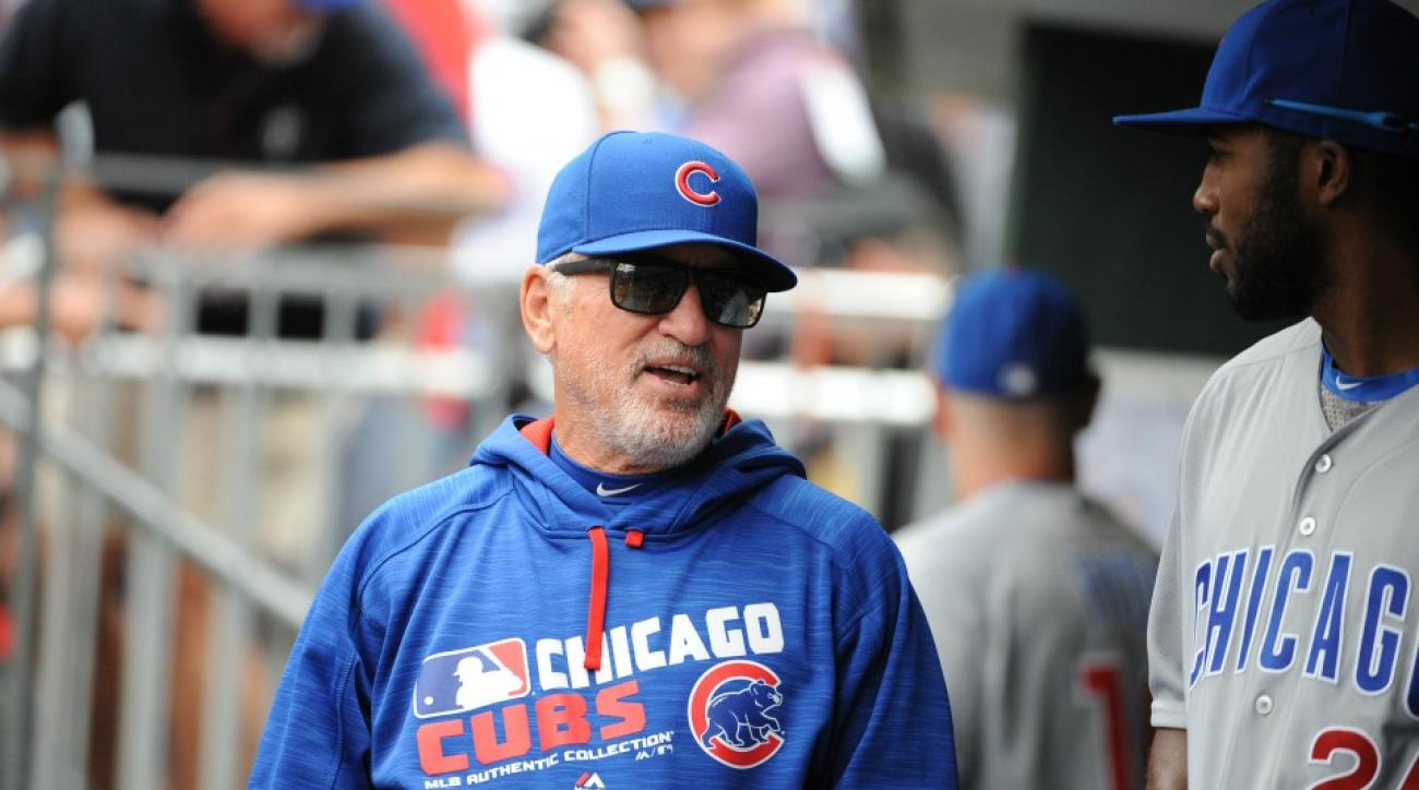 Chicago Cubs manager Joe Maddon may appear on Curb Your Enthusiasm