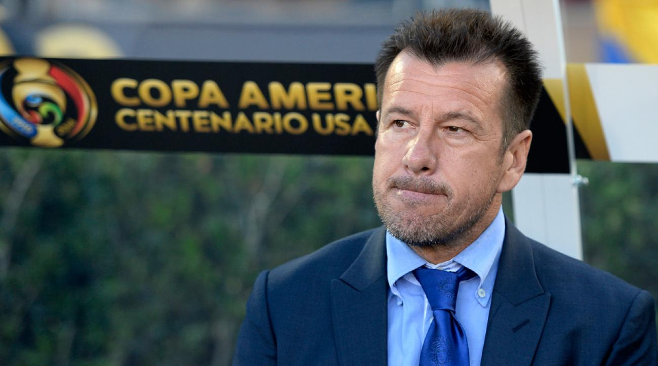 Brazil has fired manager Dunga