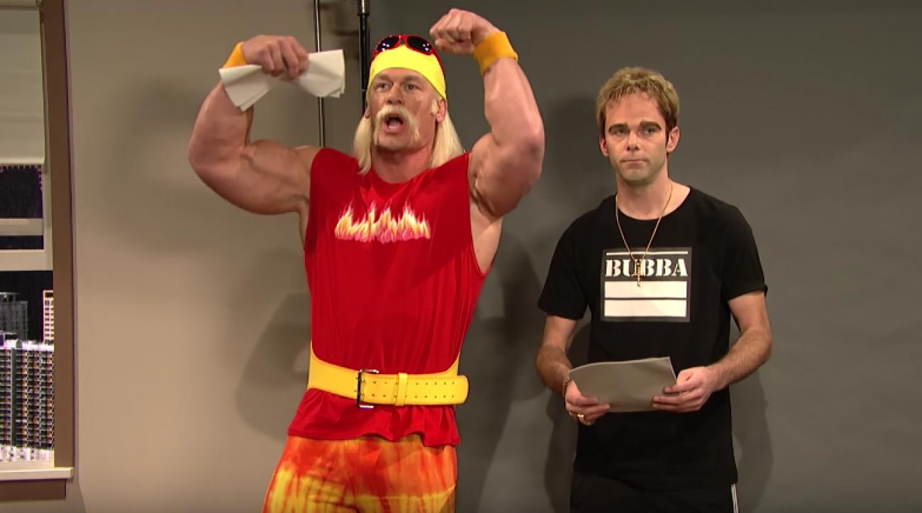 john cena hulk hogan impression sex tape maya marty video