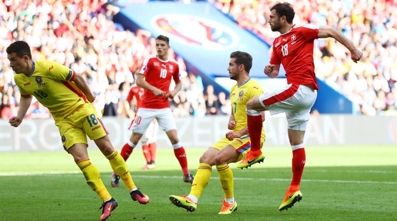 Switzerland, Romania play to a draw at Euro 2016