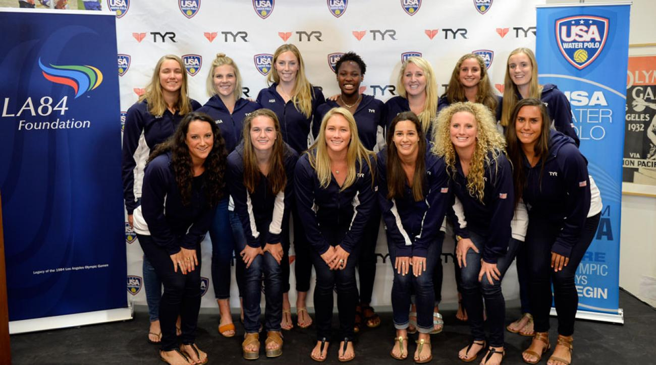 2016 us olympic water polo team