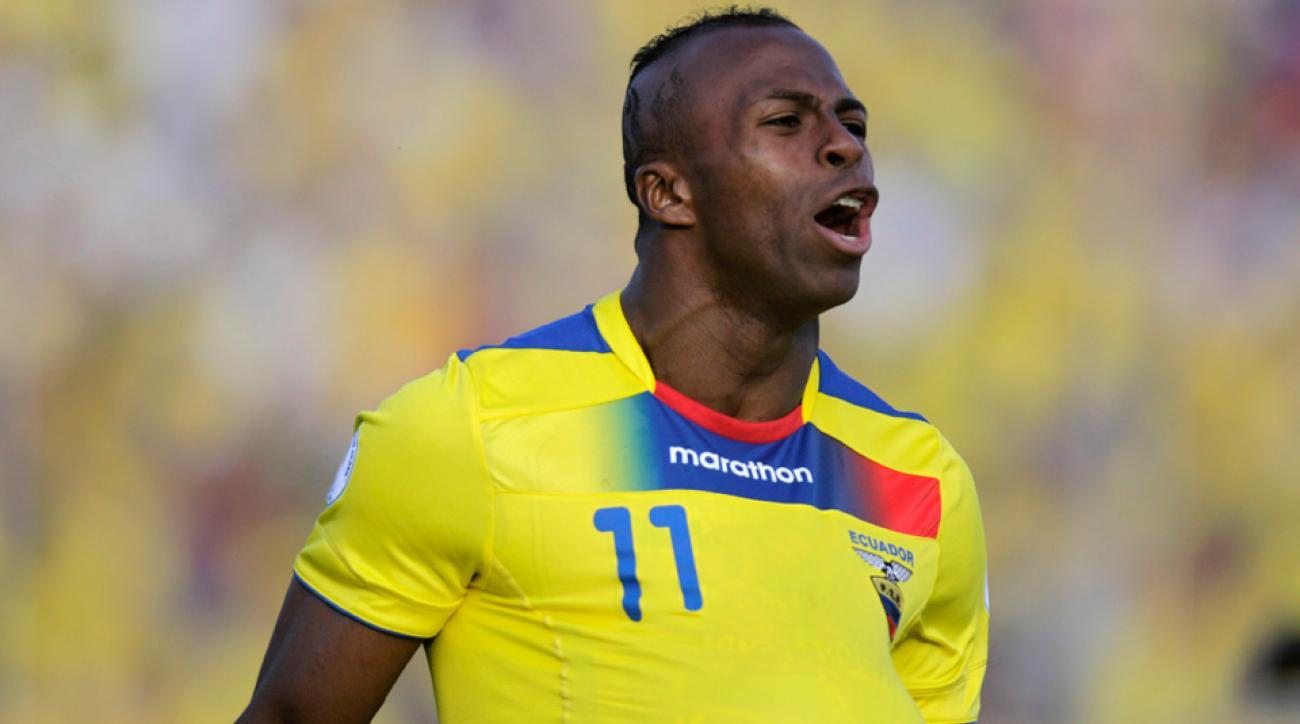 Ecuador still plays for the memory of Christian Benitez