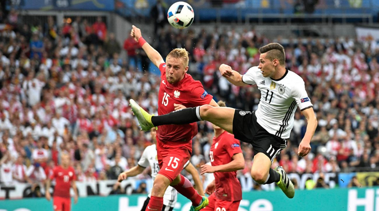 Germany, Poland played to a 0-0 draw at Euro 2016
