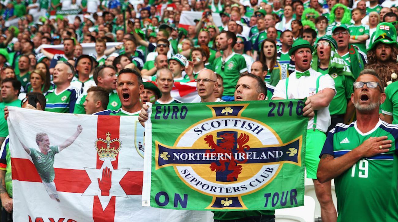 northern ireland fan dies euro 2016