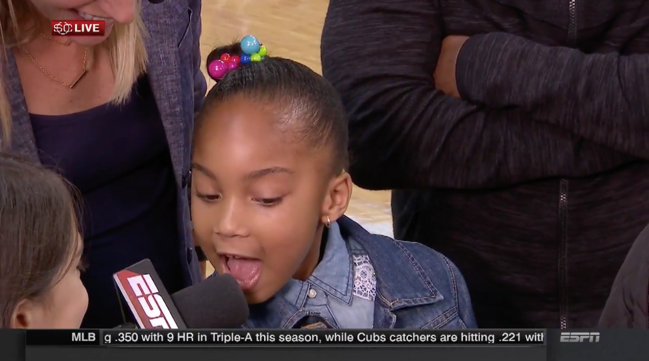 jr smith daughter