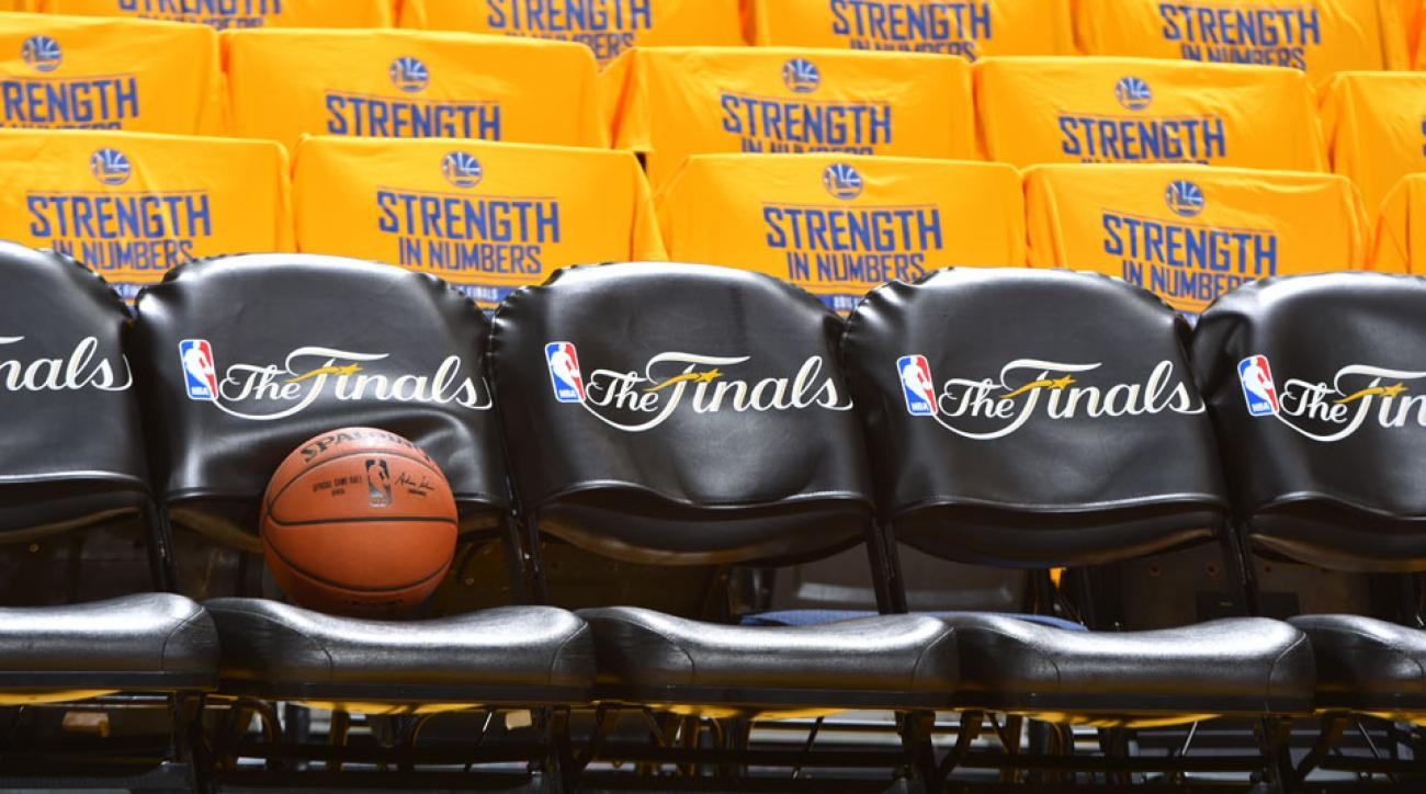 Fan Buys Two Courtside Seats To Game 7 For 99 000 Si Com