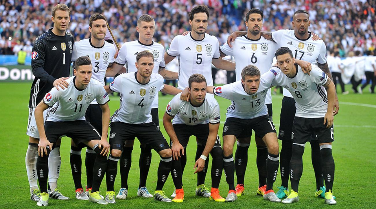 German national team