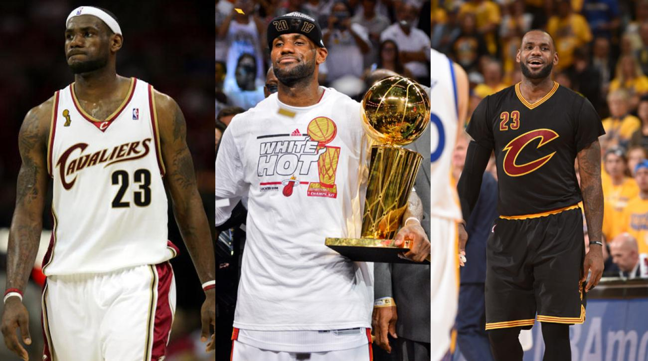 NBA Finals  LeBron James s greatness on display again  df84332c3