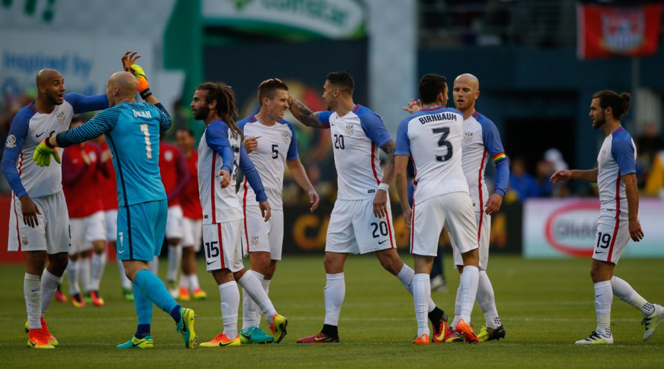 USA will meet Argentina in the Copa America semifinals