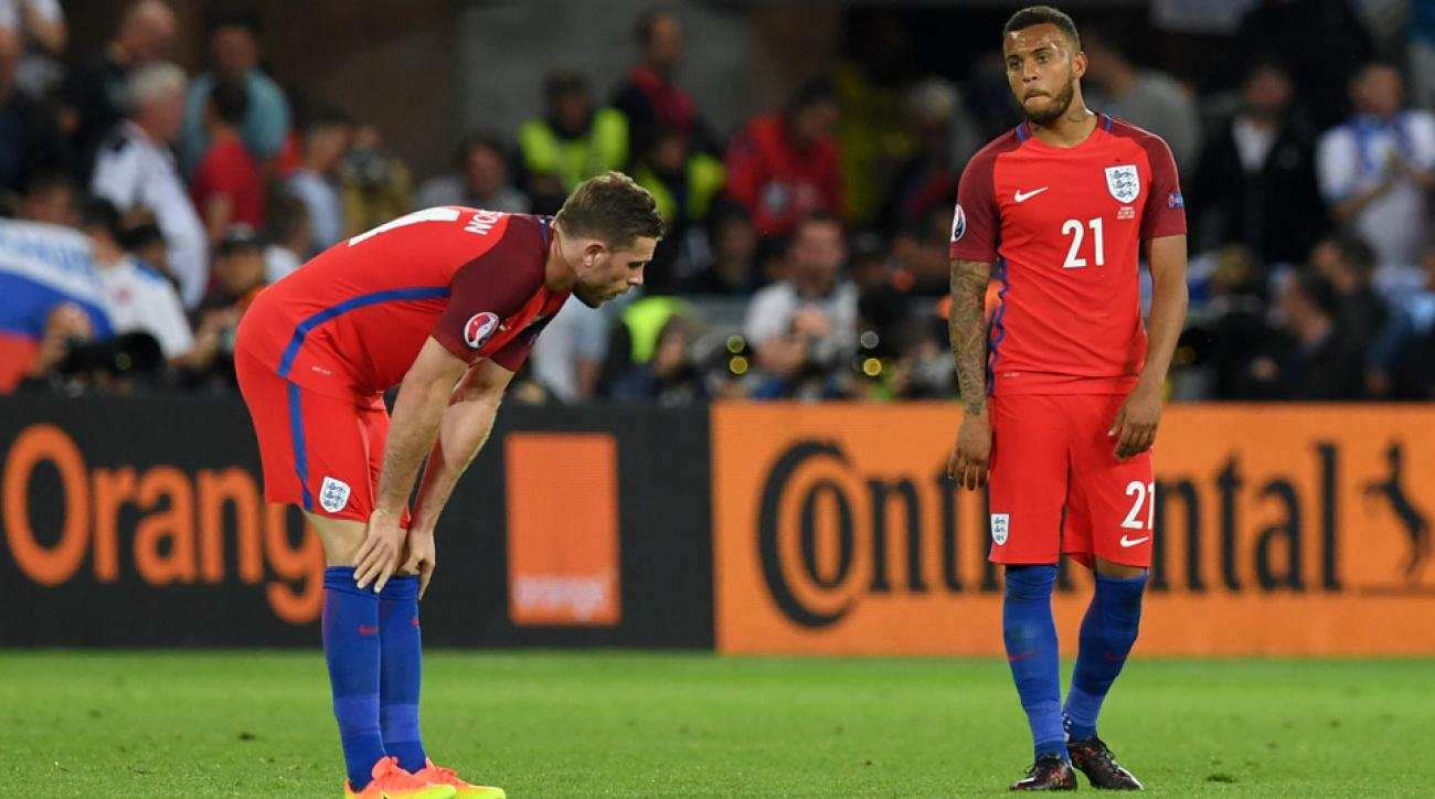 England, Slovakia play to 0-0 draw at Euro 2016