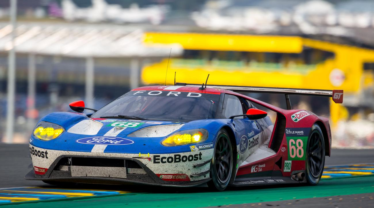 Ford Gt Makes History At Le Mans