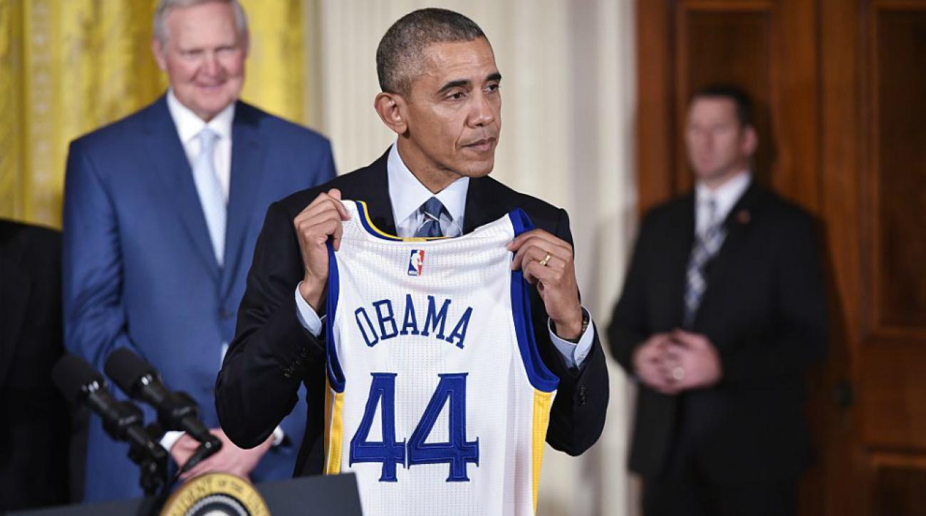 president obama nba finals