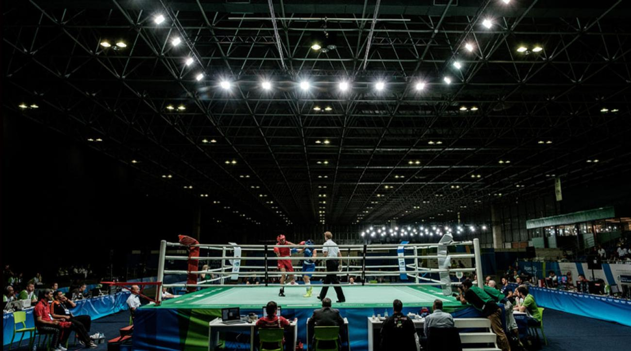 professional boxers 2016 olympics rio titles stripped