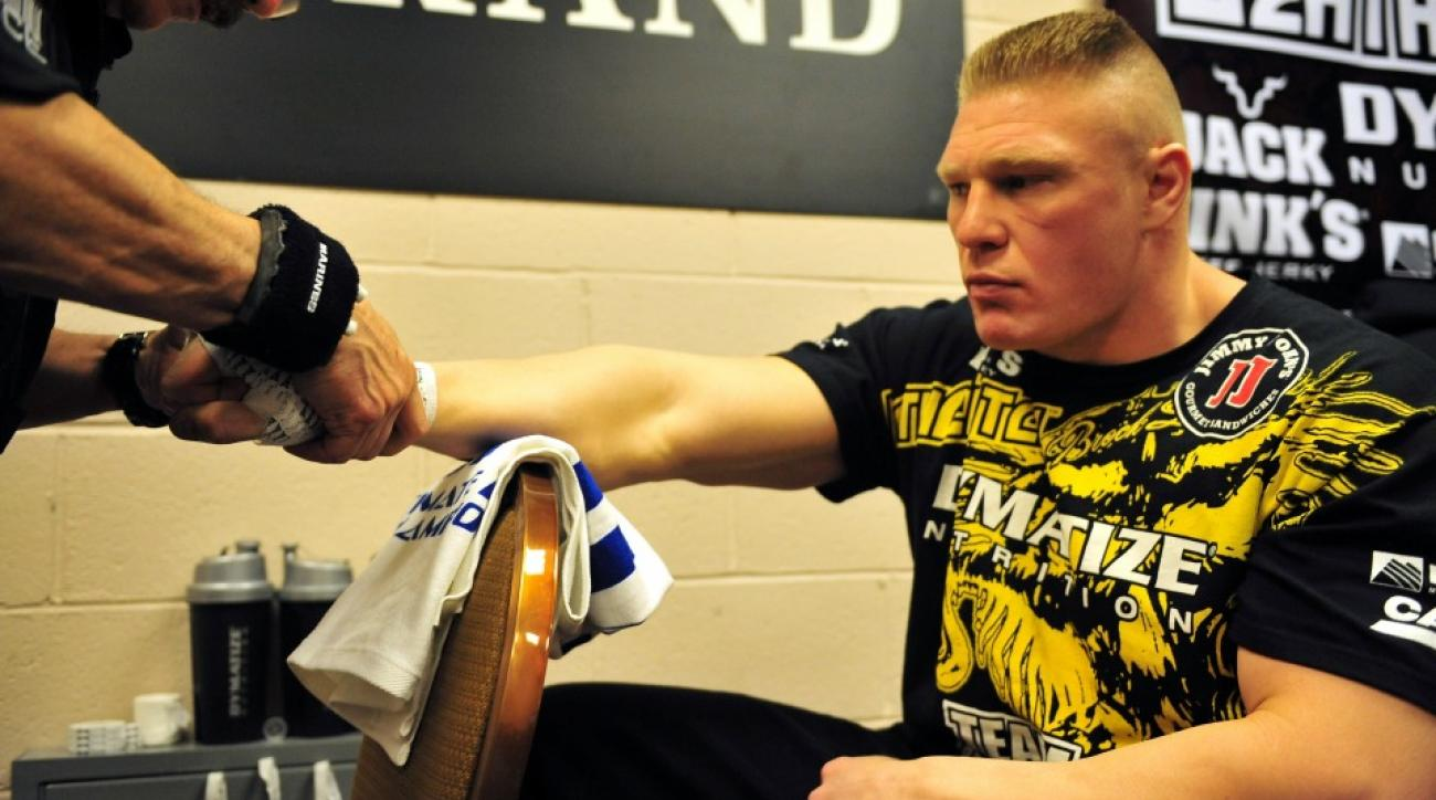 Brock Lesnar will return to UFC for one fight at UFC 200