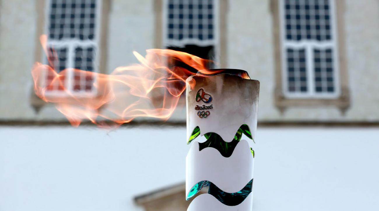 olympic torch jaguar shot killed