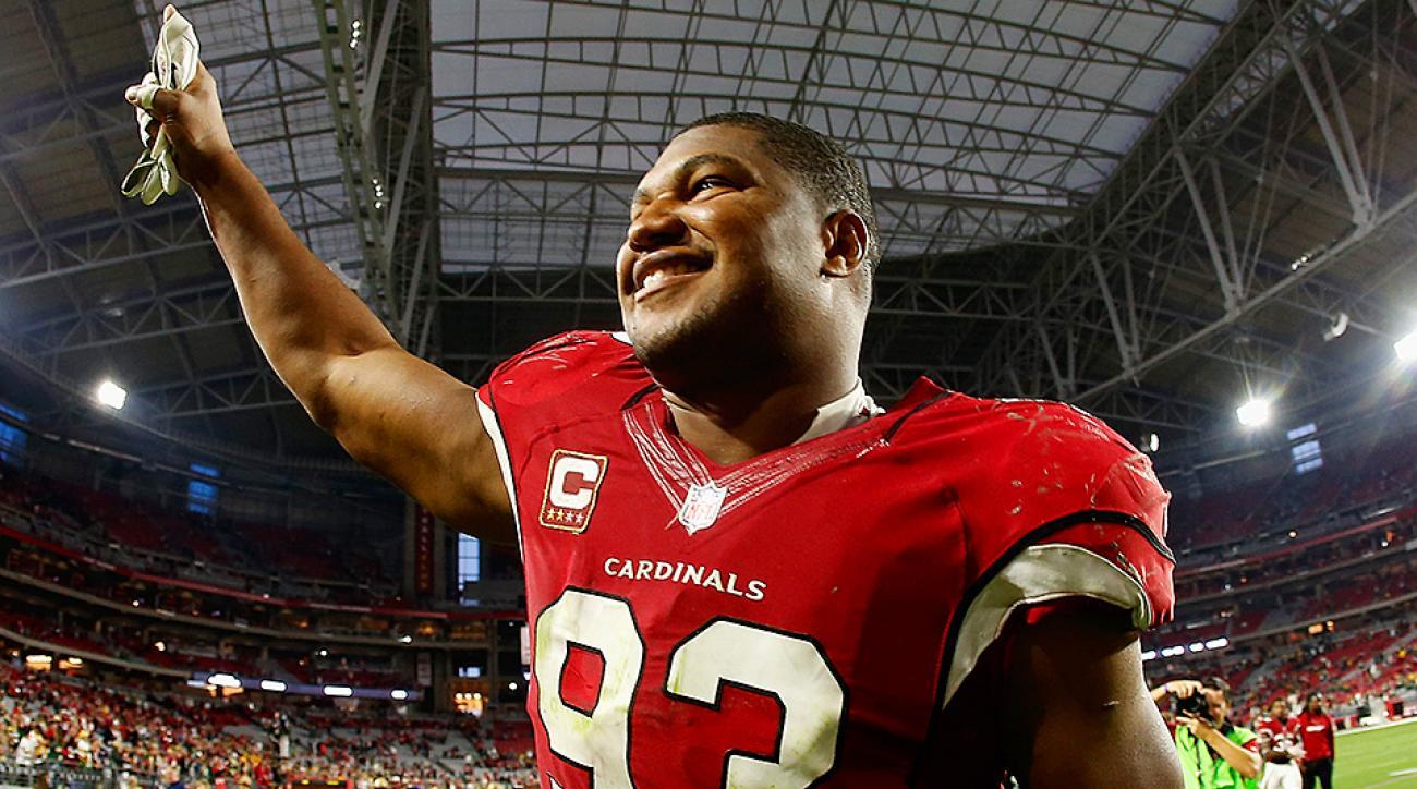 Ranking NFL's best interior linemen: Calais Campbell, Cardinals