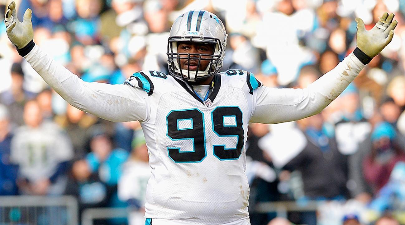 Ranking NFL's best interior linemen: Kawann Short, Panthers