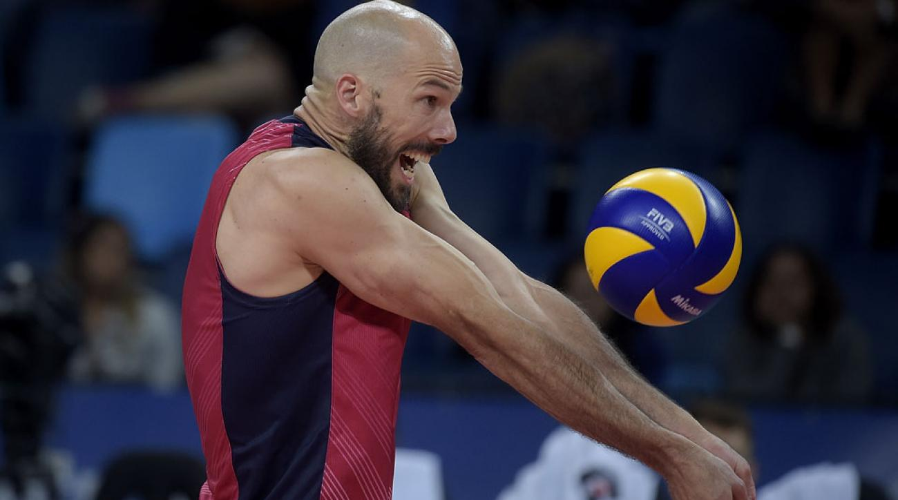 usa indoor volleyball olympic team roster