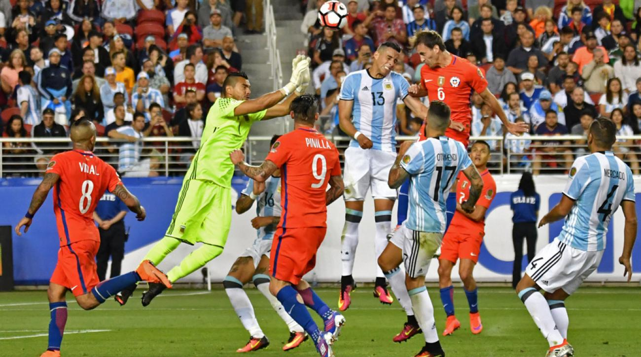 Chile, Argentina are set for another rematch at Copa America