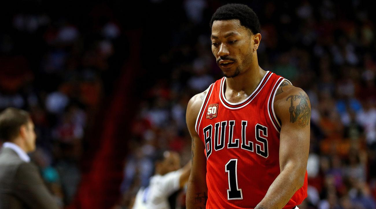 7a609d25be8 Timeline  Derrick Rose s road from Chicago to New York