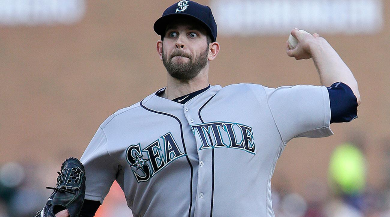 Fantasy baseball pitchers: Weekend streaming options include James Paxton, Mike Leake