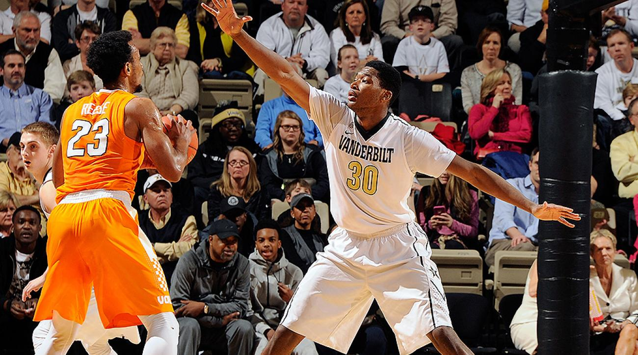 2016 NBA draft grades: Warriors select Damian Jones, Vanderbilt center
