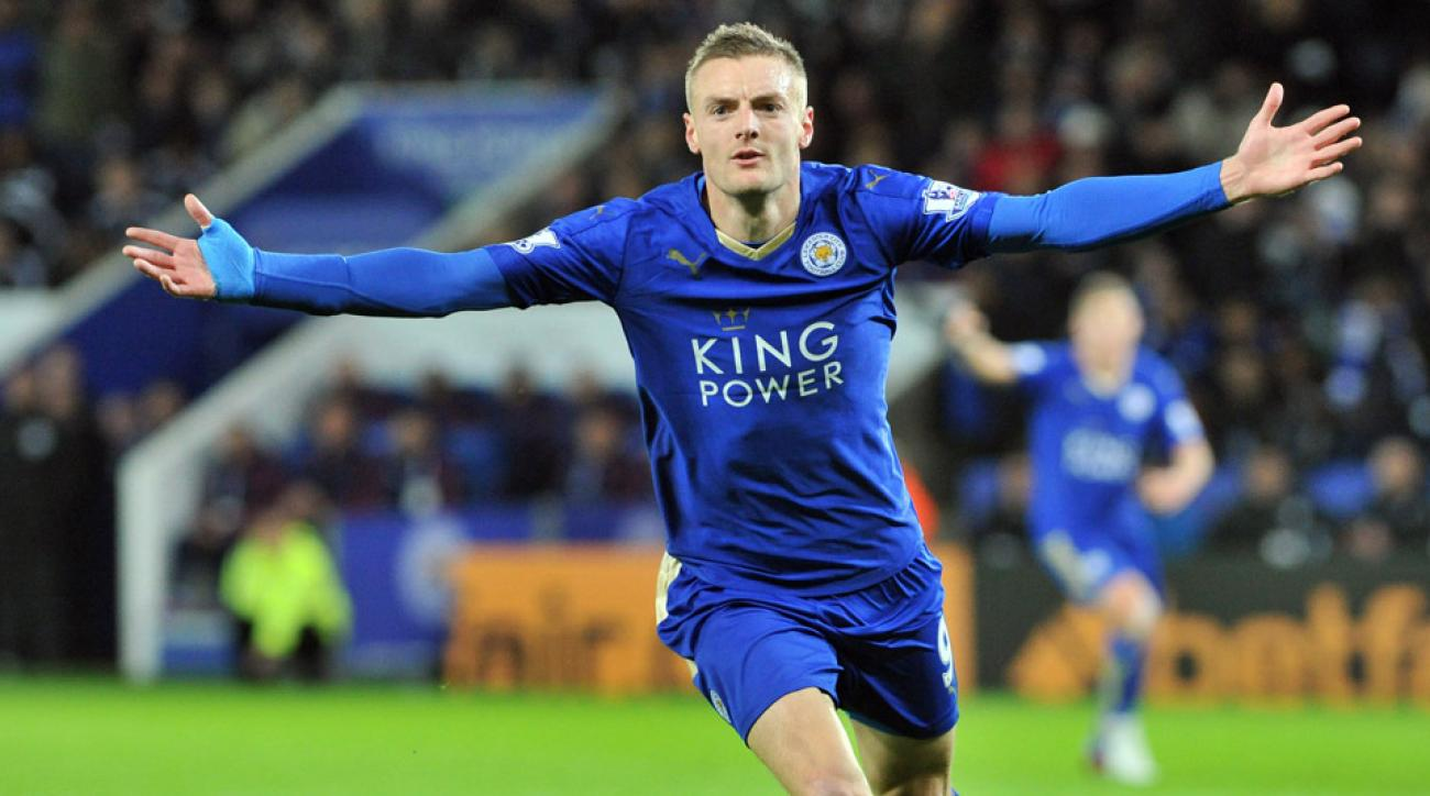 jamie vardy leicester city contract extension