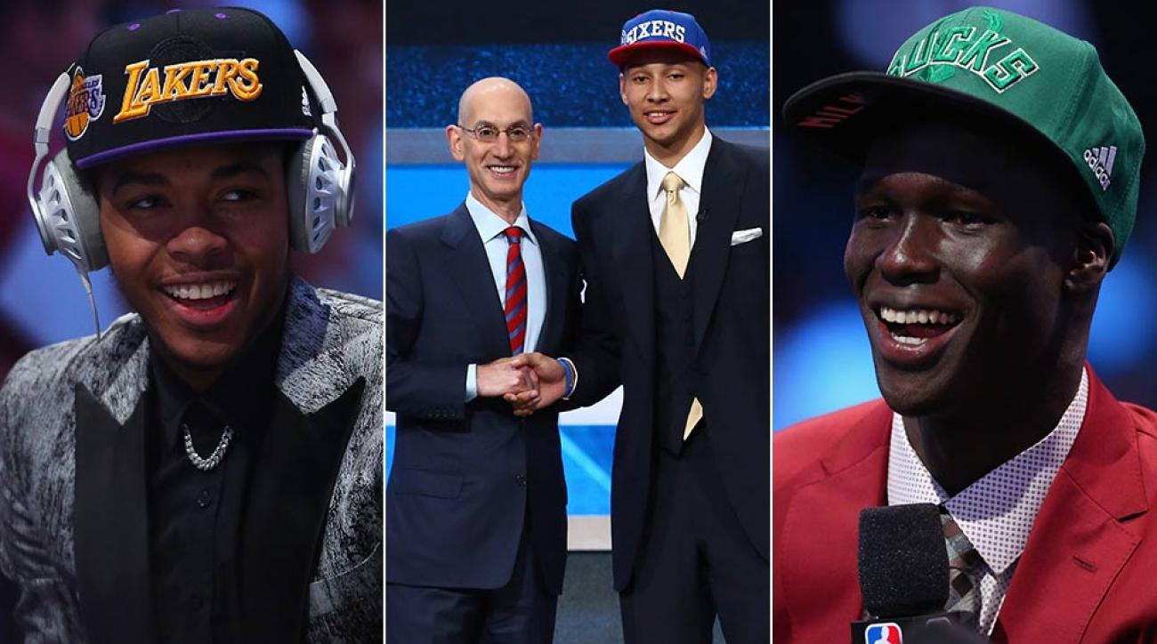 NBA draft grades  Analysis for every first round pick  1efb33ceeea