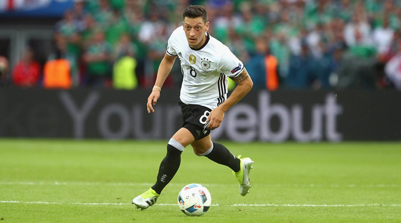 mesut ozil germany slovakia live stream watch online euro 2016