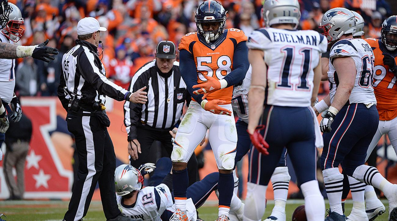 Nf Nfl Free Agents 2016 Rankings - The nfl s best edge rushers no 2 von miller