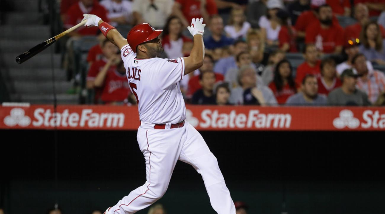 albert pujols alltime home run list 574