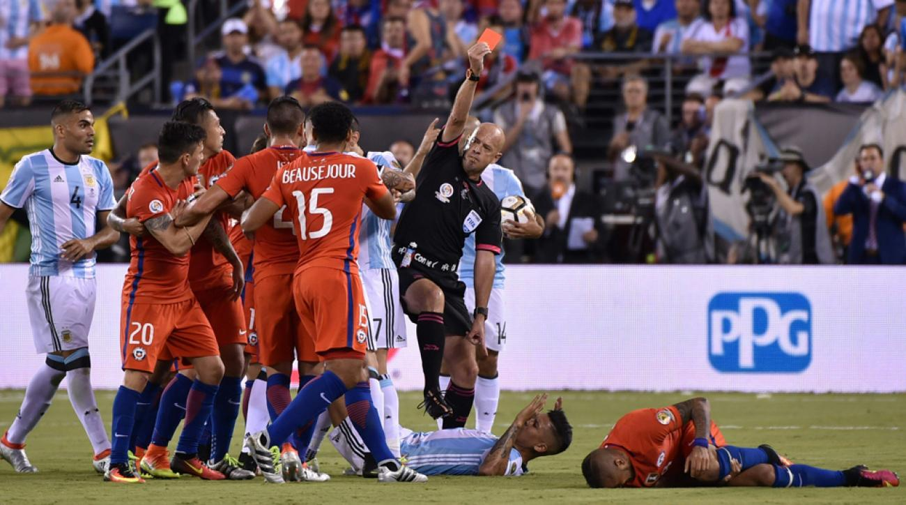 copa america referee