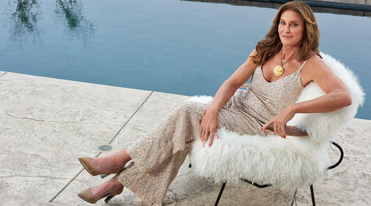 Caitlyn Jenner, 40 years since 1976 Olympics decathlon gold medal